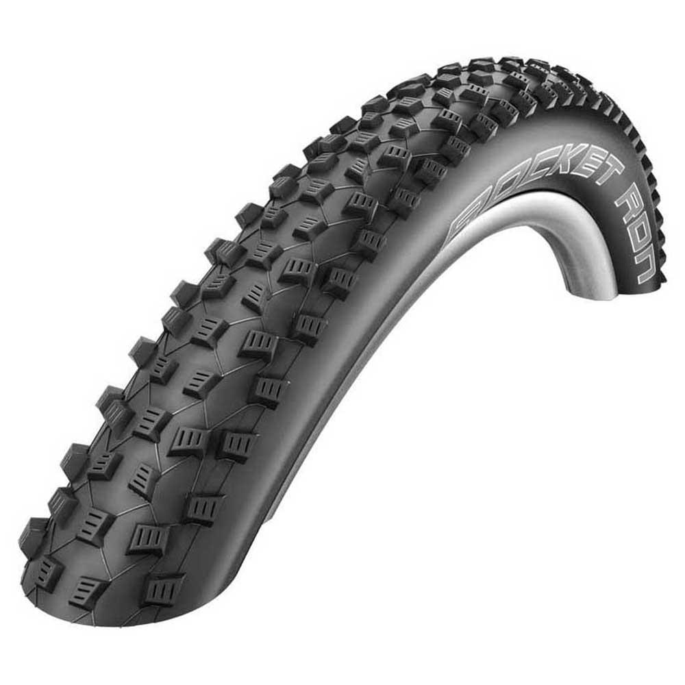 Schwalbe Rocket Ron Hs438 24´´ Tubeless Foldable Mtb Tyre 24 x 2.10 Black