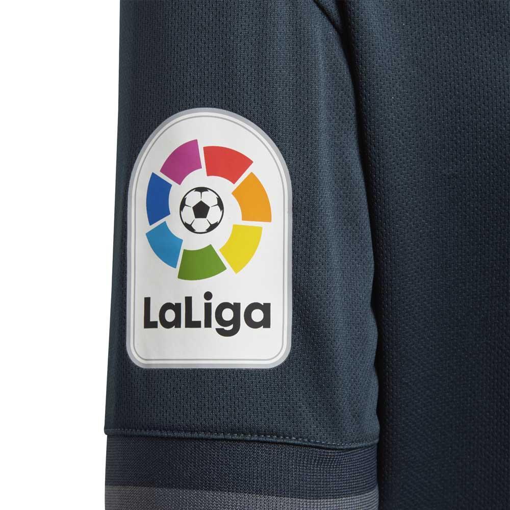 2da611534810 Adidas Real Madrid Away Lfp Jersey Junior Tech Onix   Bold Onix ...