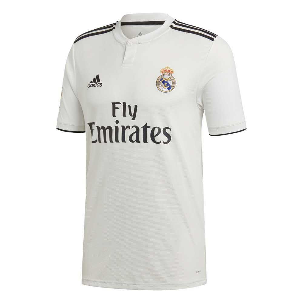 Adidas Real Madrid Home 18/19 L Core White / Black
