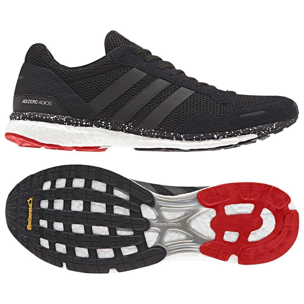 best website 261cd e1ed8 Adidas-Adizero-Adios-3-Hi-Res-Red-Core-
