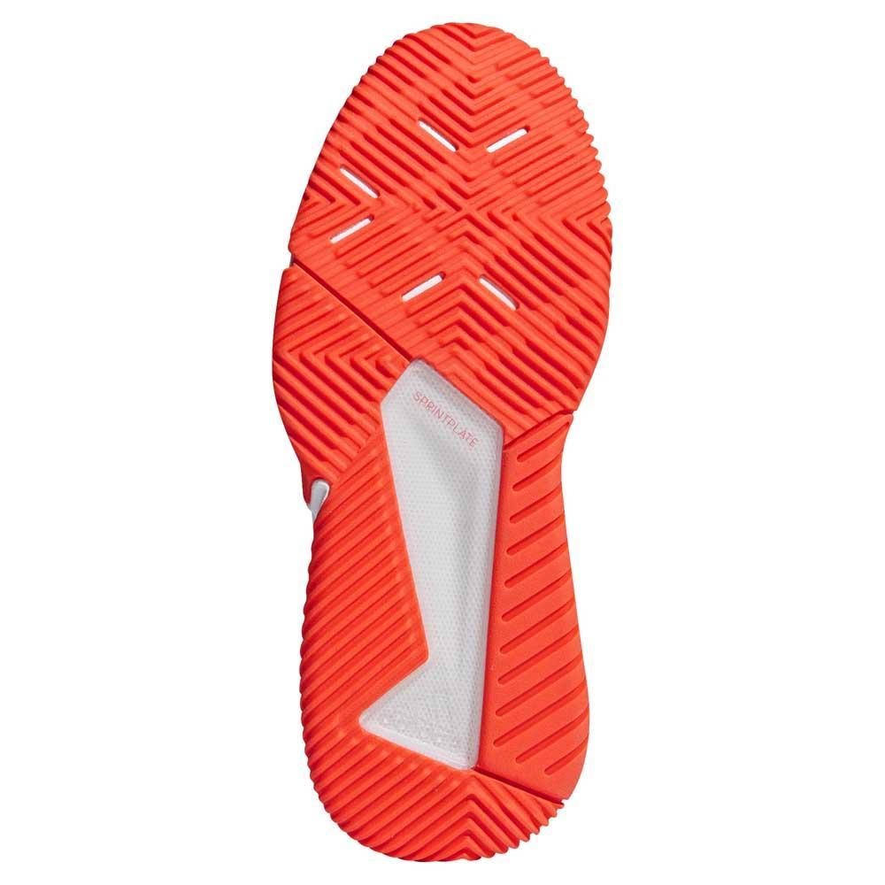 Fútbol Plateado Mujer Crazyflight Calzado Adidas Team Zapatillas qp6Snwf