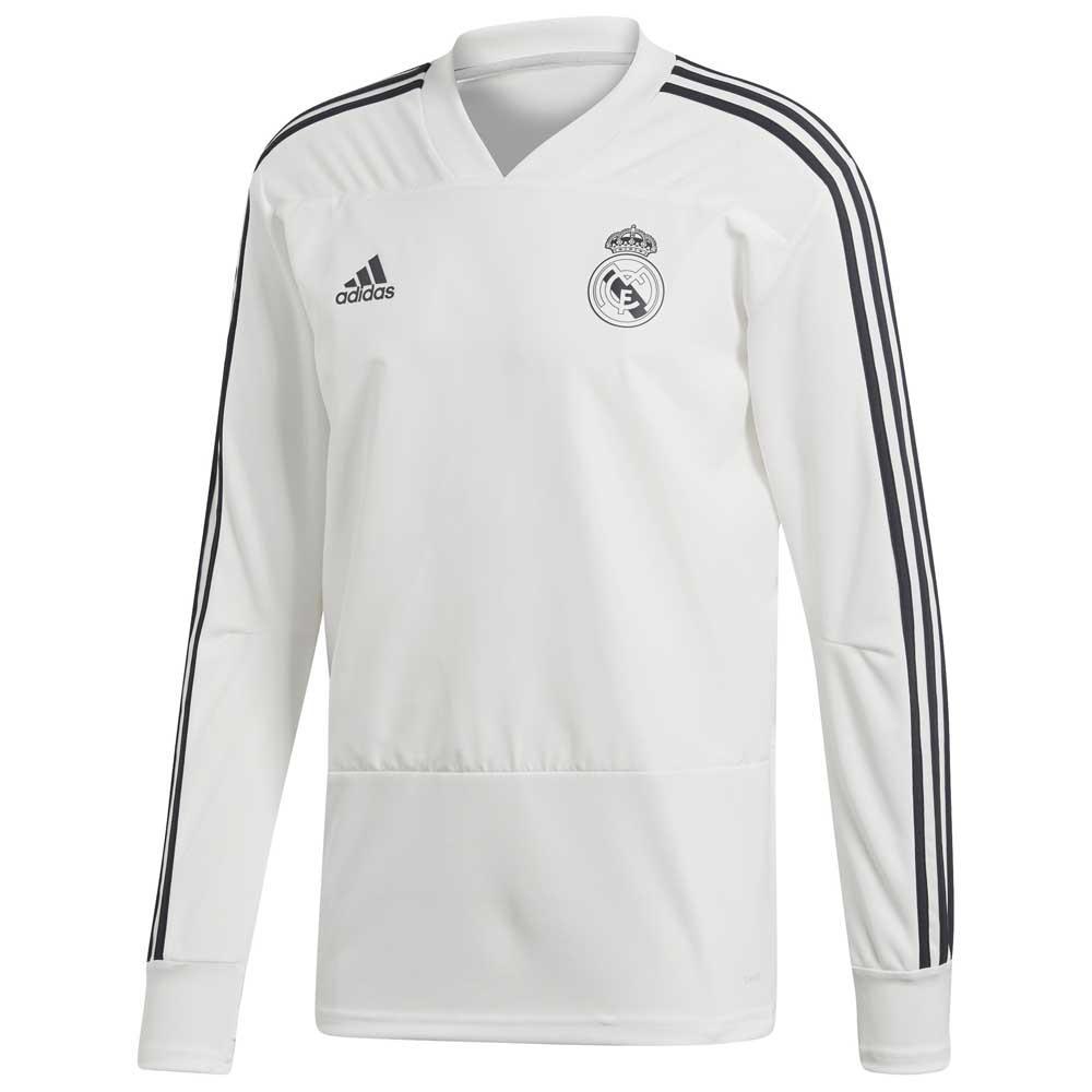 Adidas Real Madrid Training 18/19 L Core Black / Tech Onix
