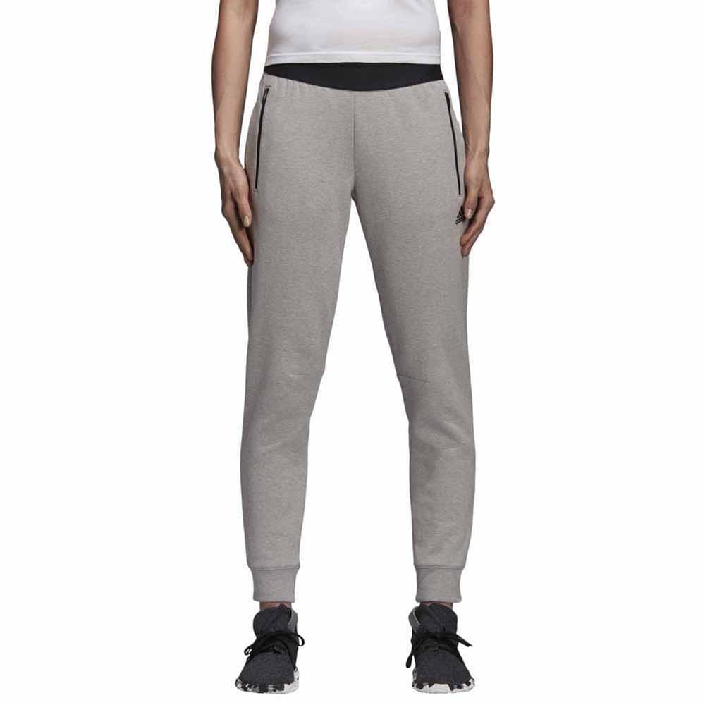 pantaloni adidas grigi donna