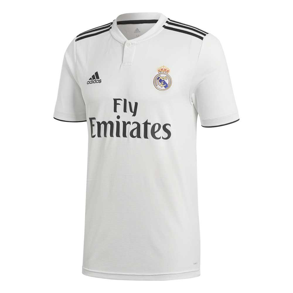 Adidas Real Madrid Home 18/19 XS Core White / Black
