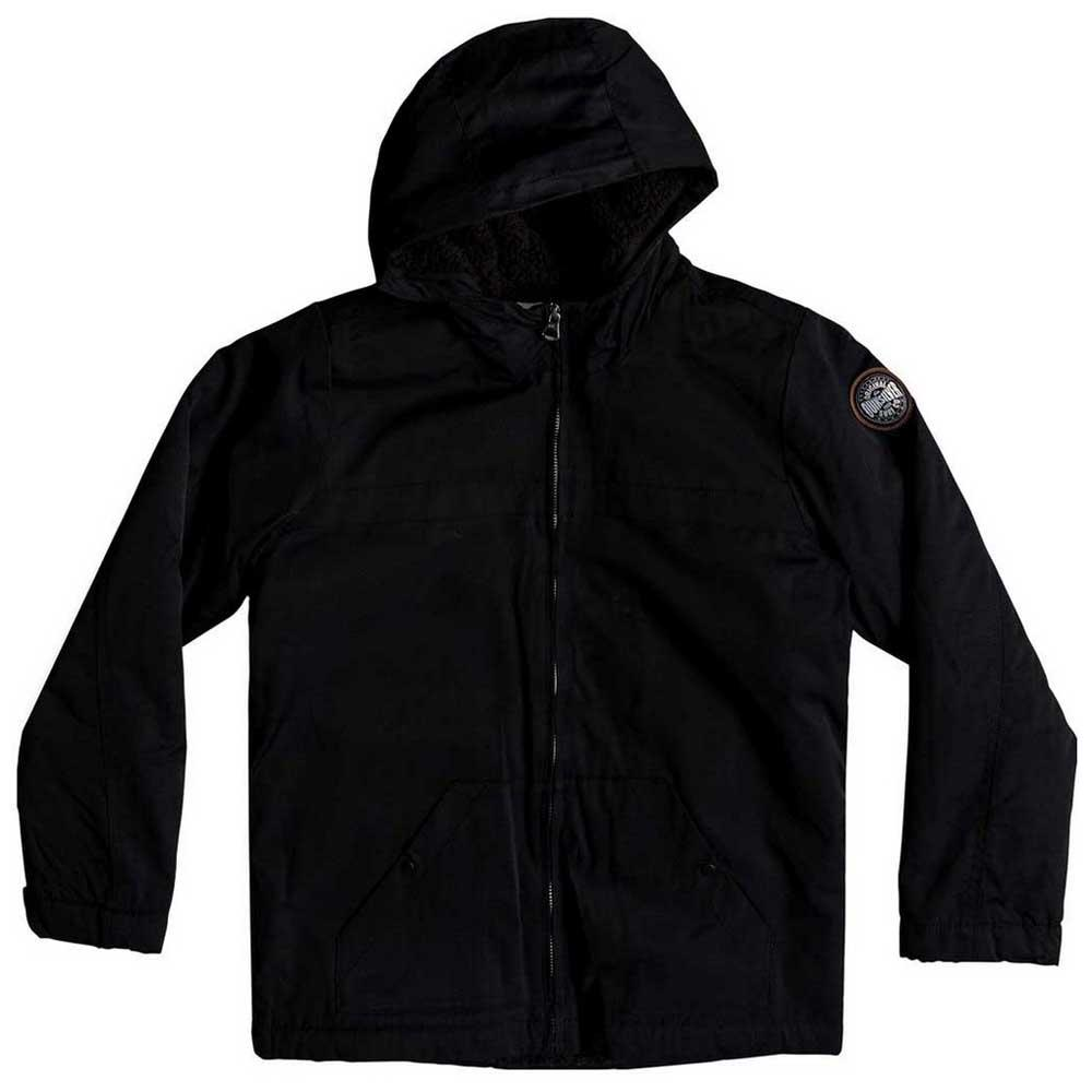 Quiksilver Wanna Youth 10 Years Black
