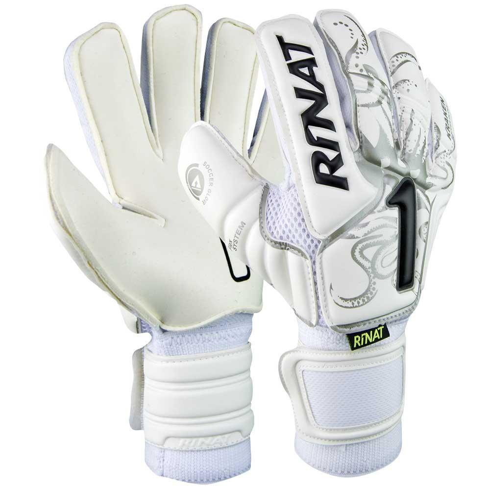 Rinat Kraken Nrg Neo Semi Goalkeeper Gloves 4 White