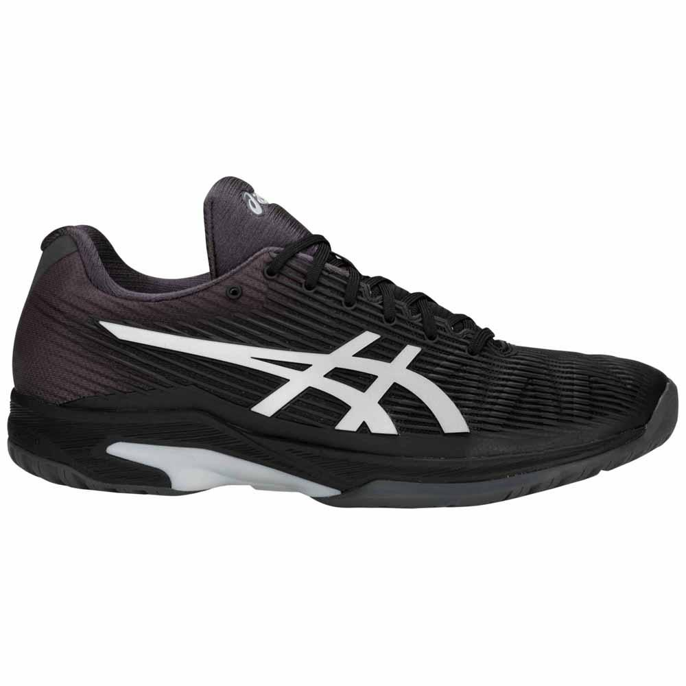 Asics Solution Speed Ff EU 50 1/2 Black / Silver