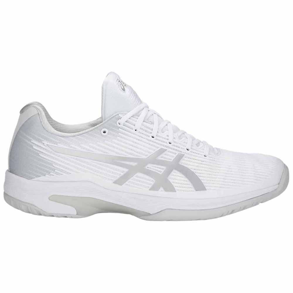Asics Solution Speed Ff Hard Court EU 50 1/2 White / Silver