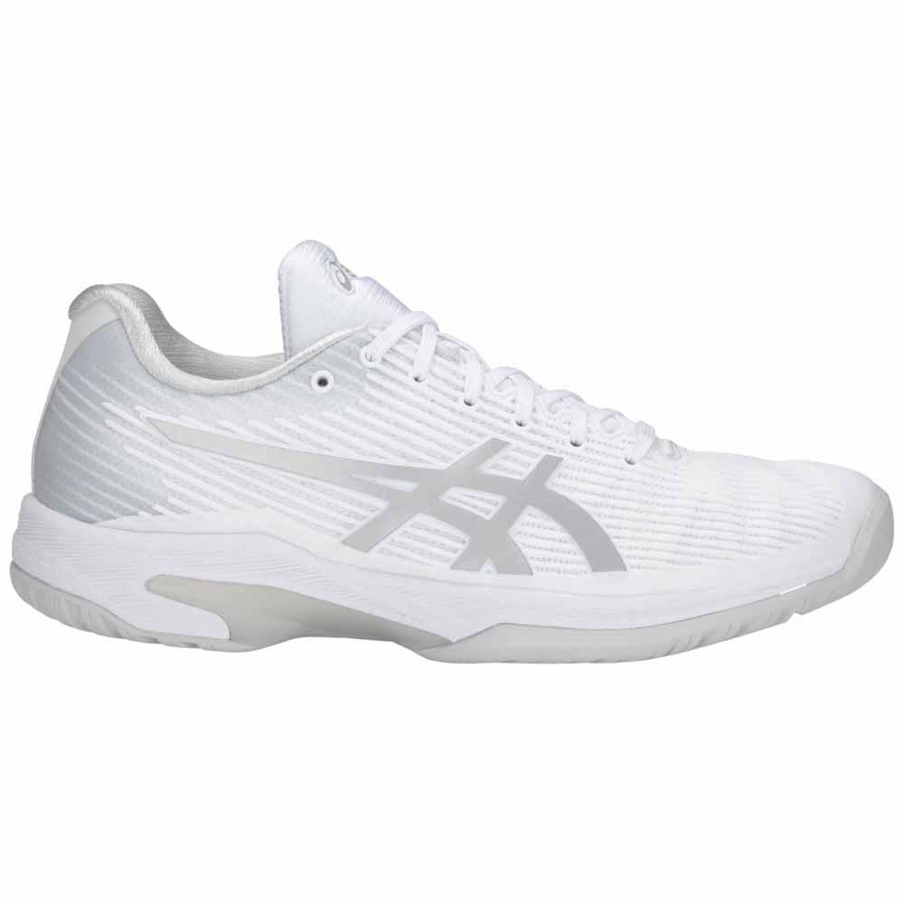 Asics Solution Speed Ff EU 35 1/2 White / Silver