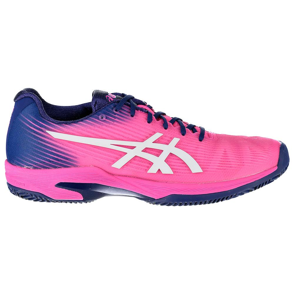 Asics Solution Speed Ff Clay EU 35 1/2 Pink Glow / White