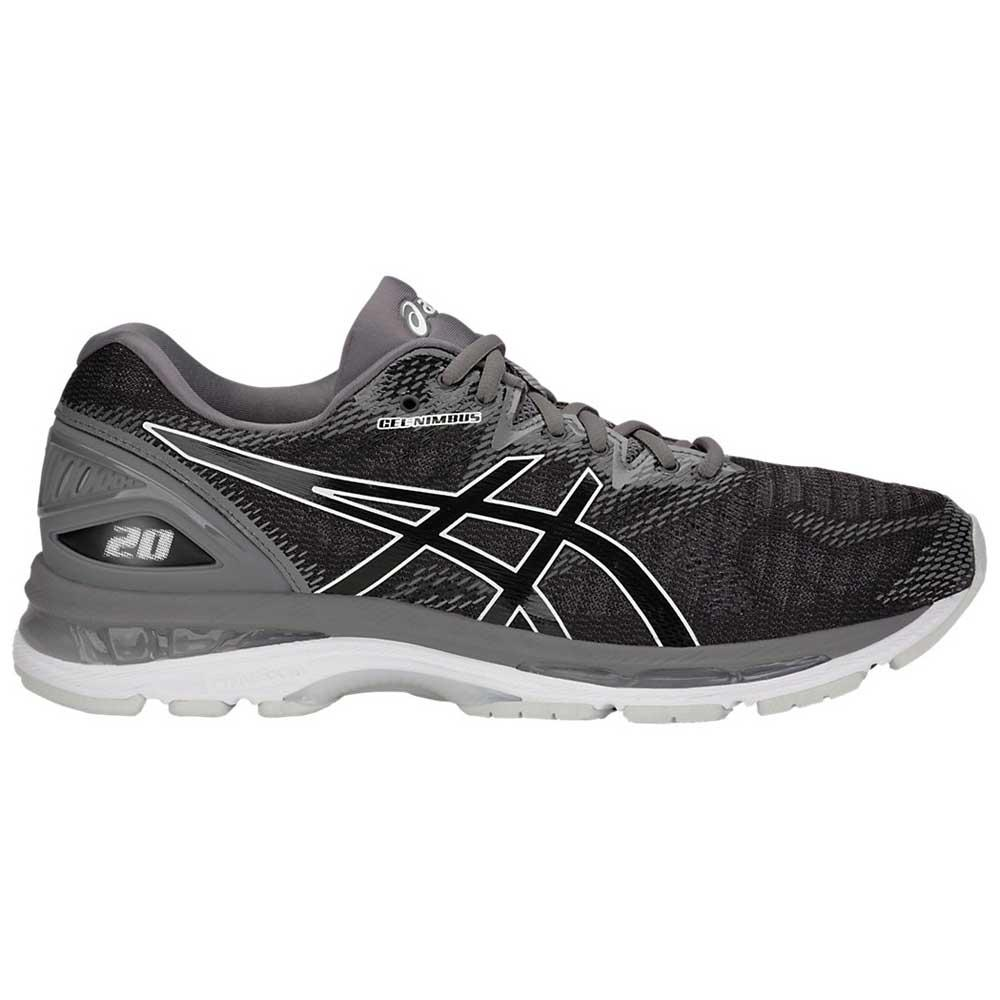 Asics Gel Nimbus 20 EU 51 1/2 Black / Grey