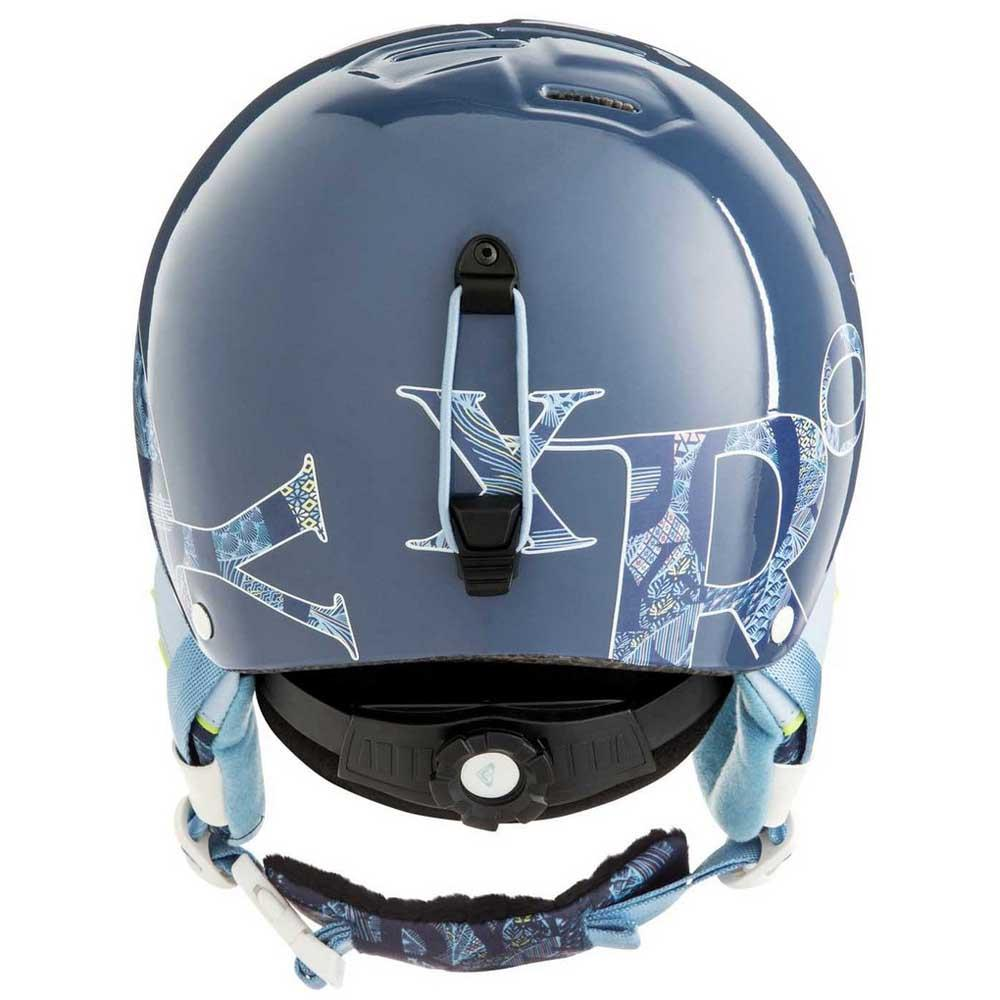 Roxy Happyland Crown Blau   Freespace Girl    Helme Roxy  skifahren 1e5330