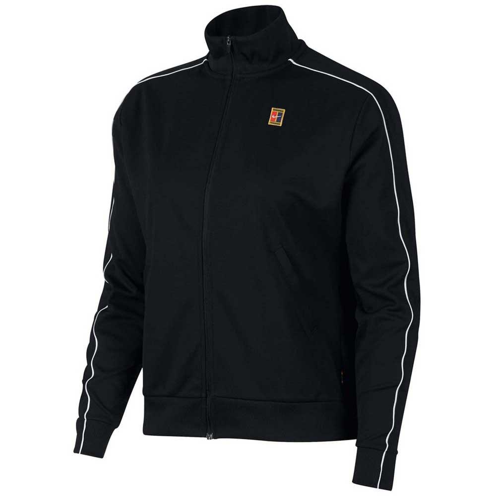 Nike Court Warm Up L Black / Black / White