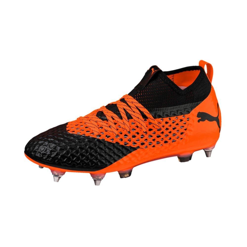 Details about Puma Future 2.2 Netfit Mx Sg Orange|Black T84436 Football Unisex Orange|Black