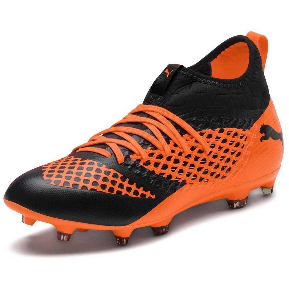 Puma Chaussures Football Future 2.3 Netfit Fg/ag EU 44 1/2 Puma Black / Shock