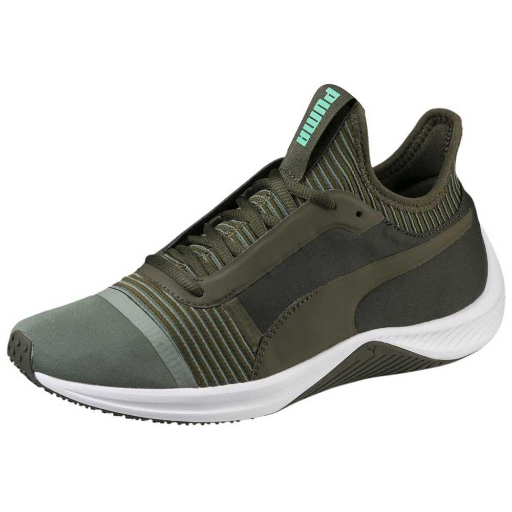 Puma Amp Xt EU 37 1/2 Laurel Wreath / Forest Night