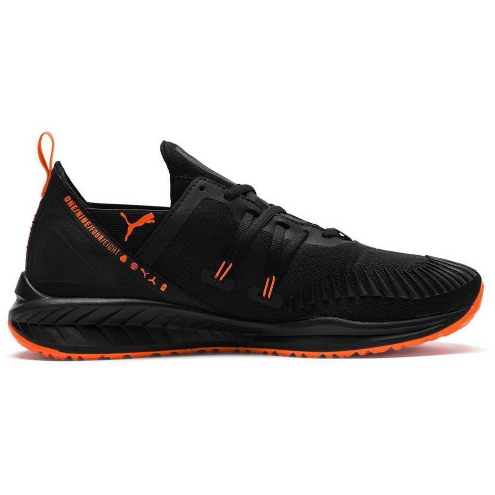 Puma-Ignite-Ronin-Unrest-Black-Running-shoes-Puma- 8da6d71fa