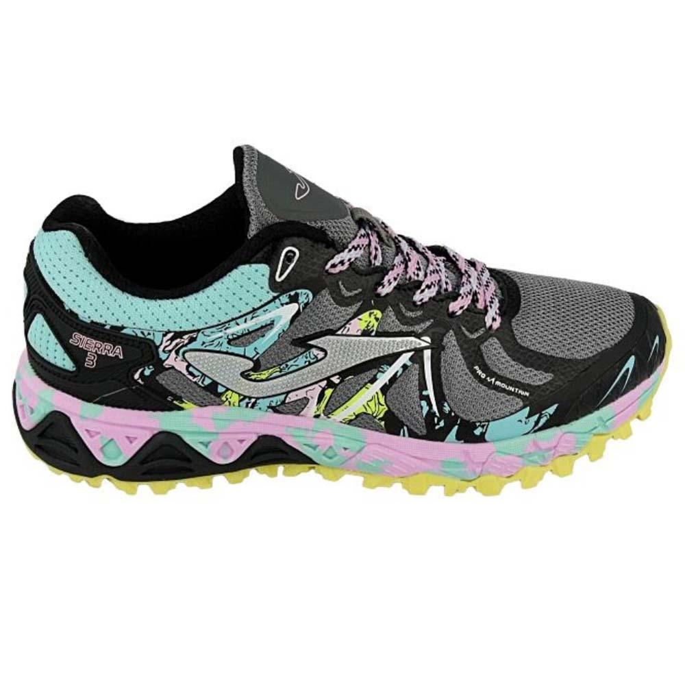 Joma Sierra Aislatex nero nero nero , scarpe da ginnastica Joma , corsa , Scarpe Donna | Rifornimento Sufficiente  | Scolaro/Signora Scarpa  0550a6