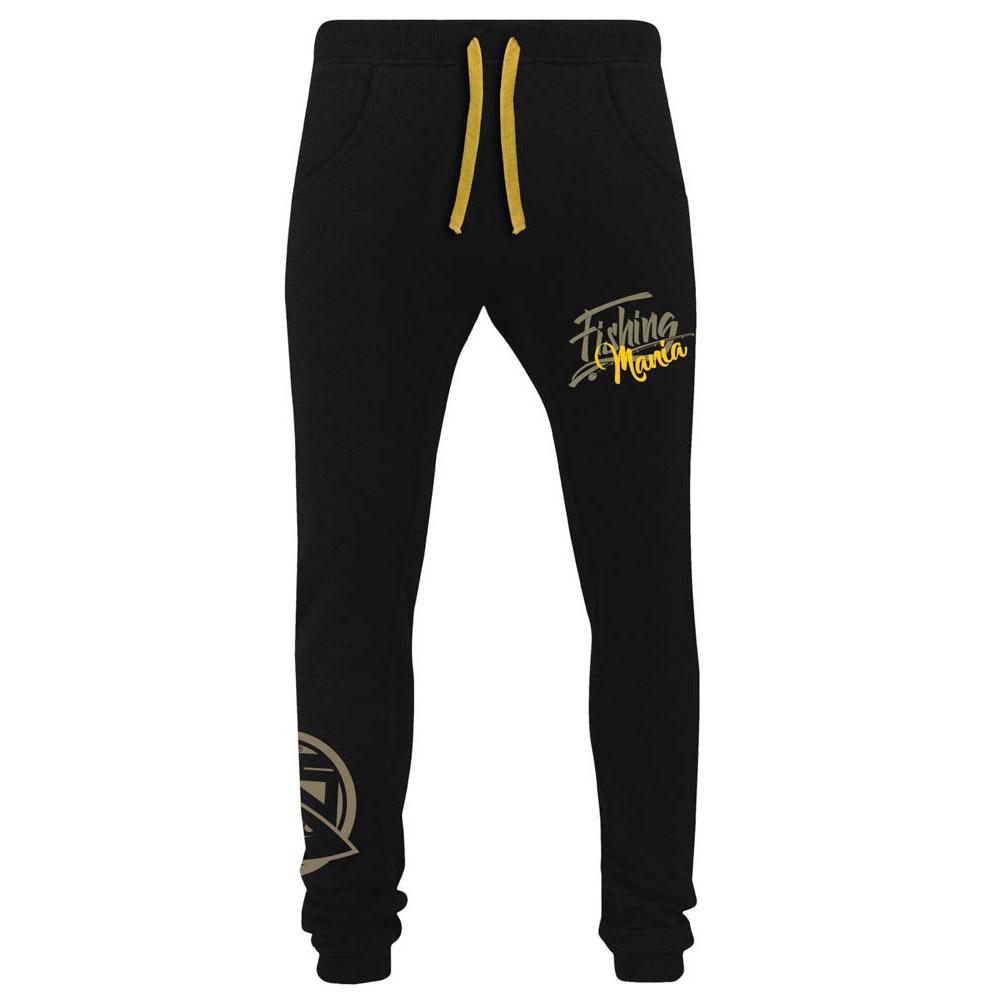 hotspot-design-jogpant-fishing-mania-xxl-black-yellow