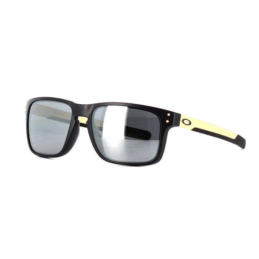 Oakley Holbrook Mix Prizm Black Polarized/CAT 3 Matte Black