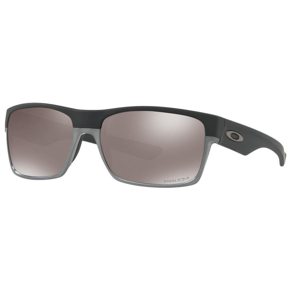 Oakley Twoface Prizm Black Polarized/CAT 3 Matte Black