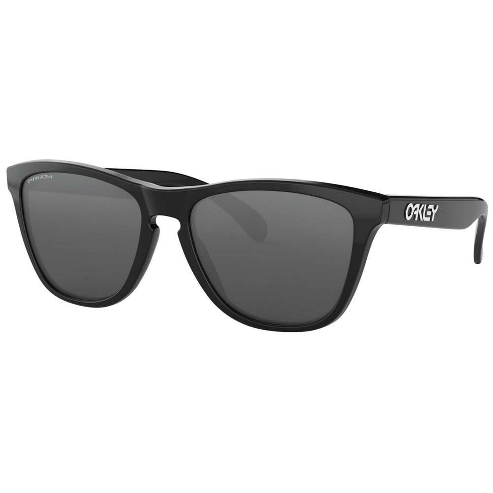 Oakley Frogskins Prizm Black/CAT 3 Polished Black