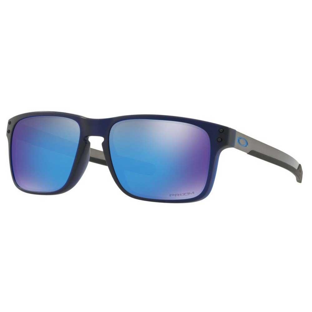 Oakley Holbrook Mix Prizm Sapphire/CAT 3 Matte Translucent Blue