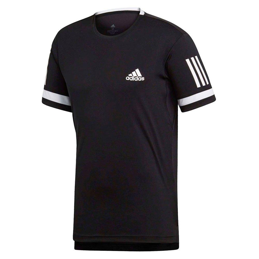 Adidas Club 3 Stripes XS Black / White