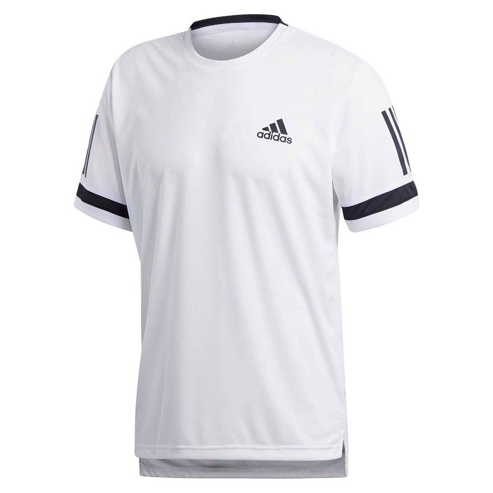 Adidas Club 3 Stripes S White