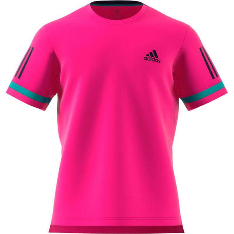 Adidas Club 3 Stripes S Shock Pink