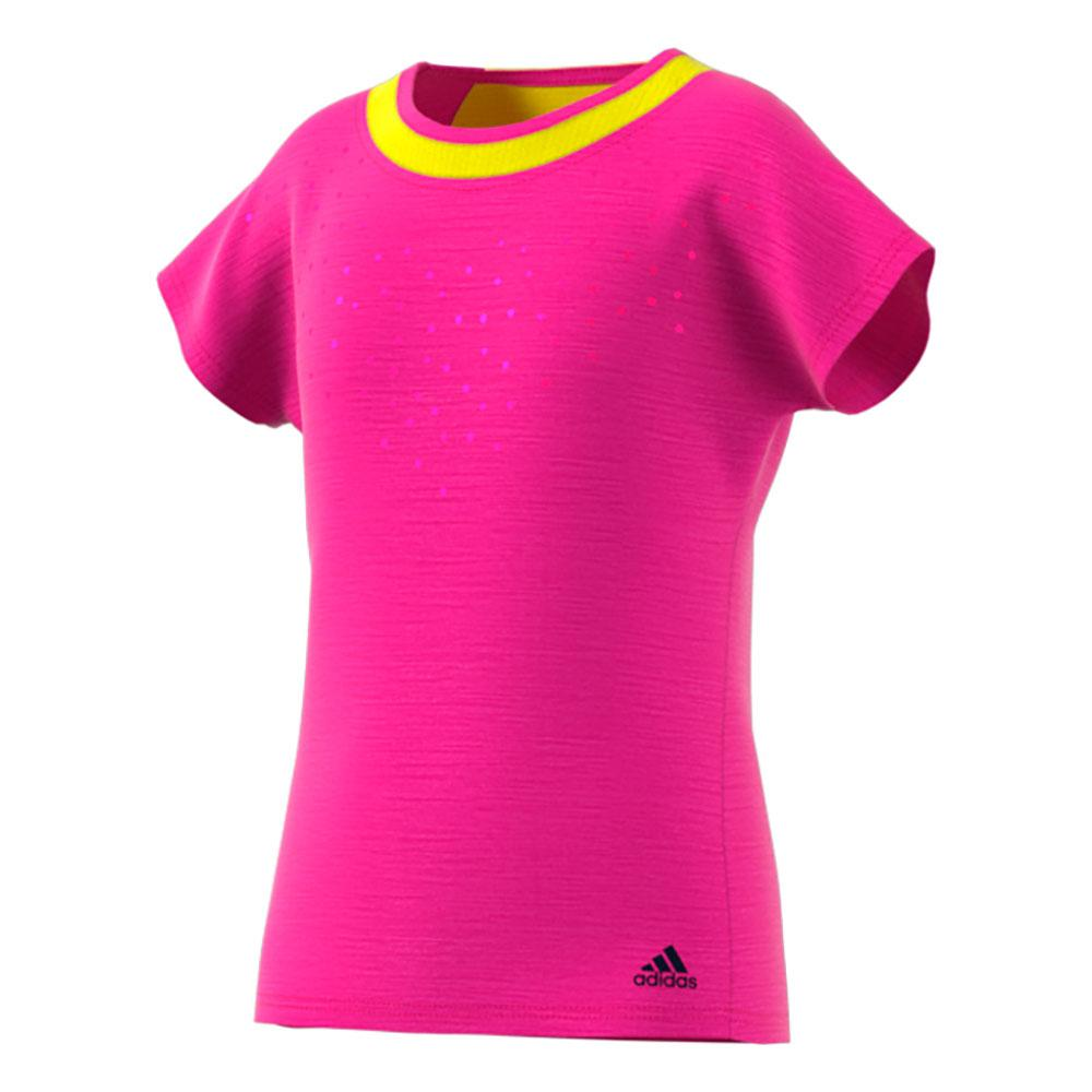 Adidas Dotty 164 cm Shock Pink