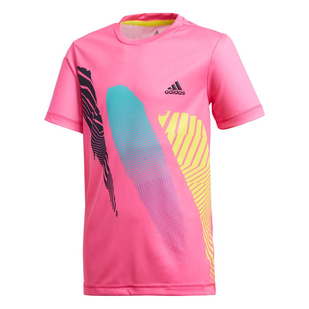 Adidas Seasonal 140 cm Shock Pink
