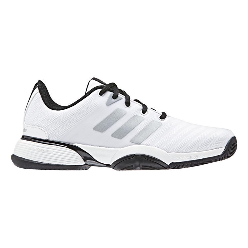 Adidas Chaussures Barricade X Junior EU 32 Ftwr White / Matte Silver / Core Black