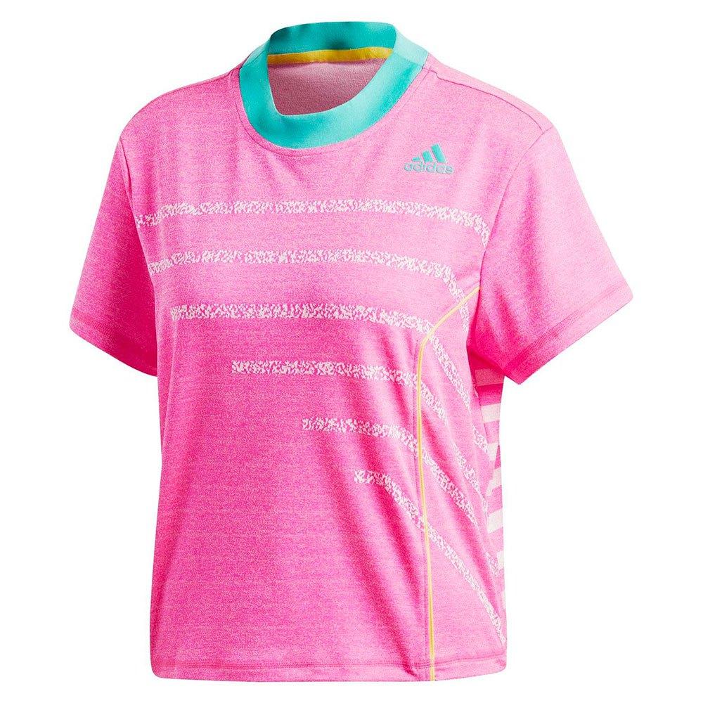 Adidas Seasonal S Shock Pink