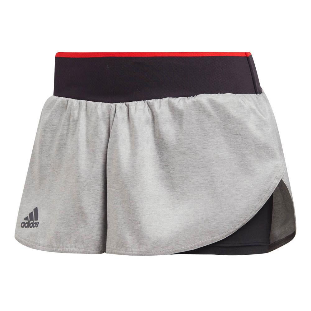 Adidas Barricade L Grey / Black / Scarlet