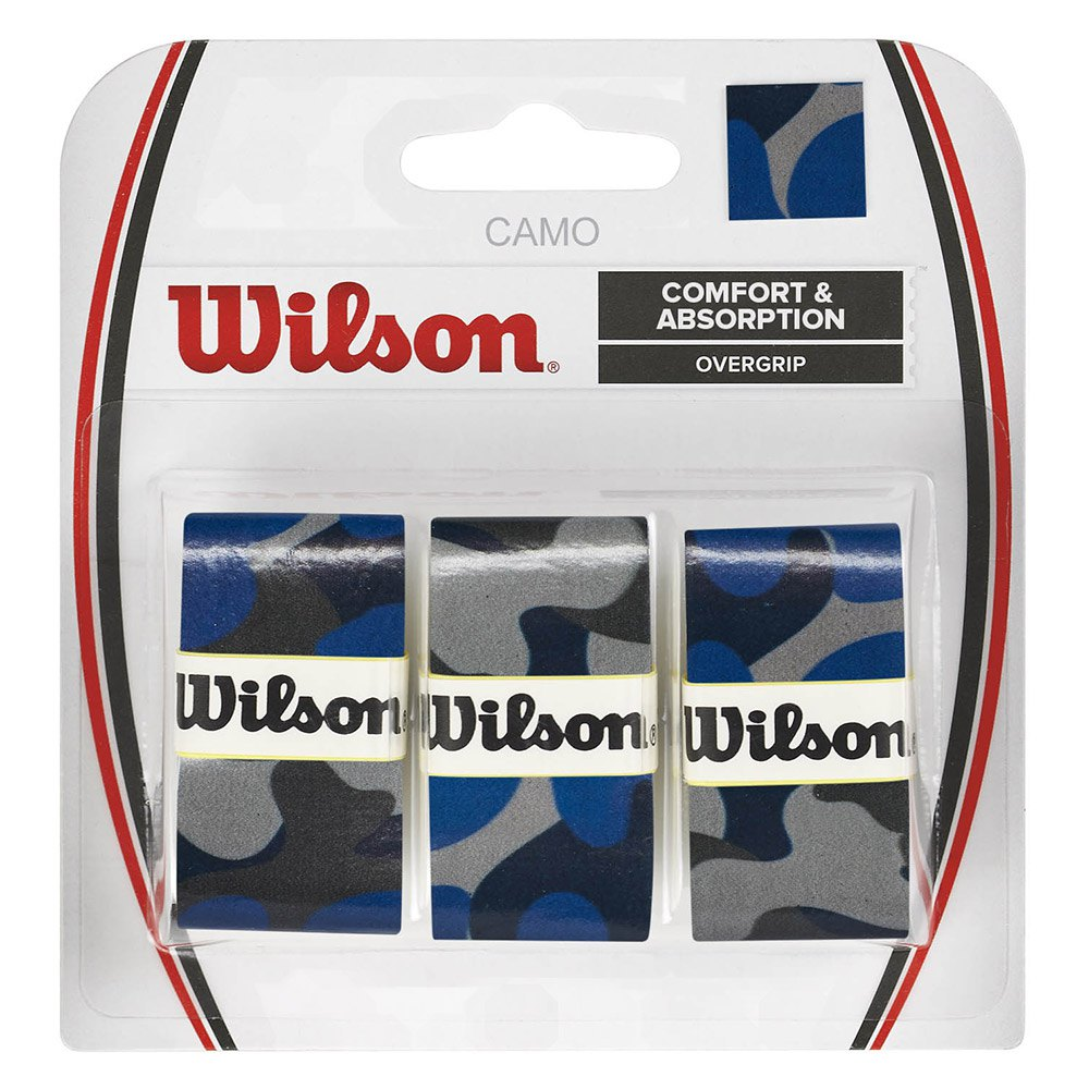Wilson Camo 3 Units One Size Blue