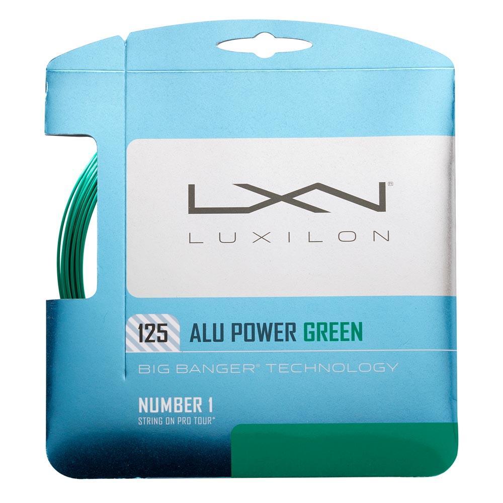 Luxilon Alu Power 12.2 M 1.25 mm Green