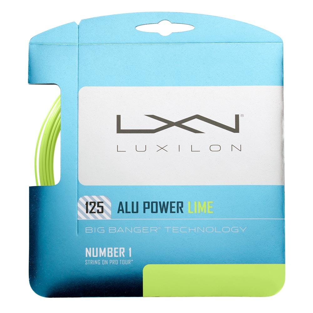 Luxilon Alu Power 12.2 M 1.25 mm Lime