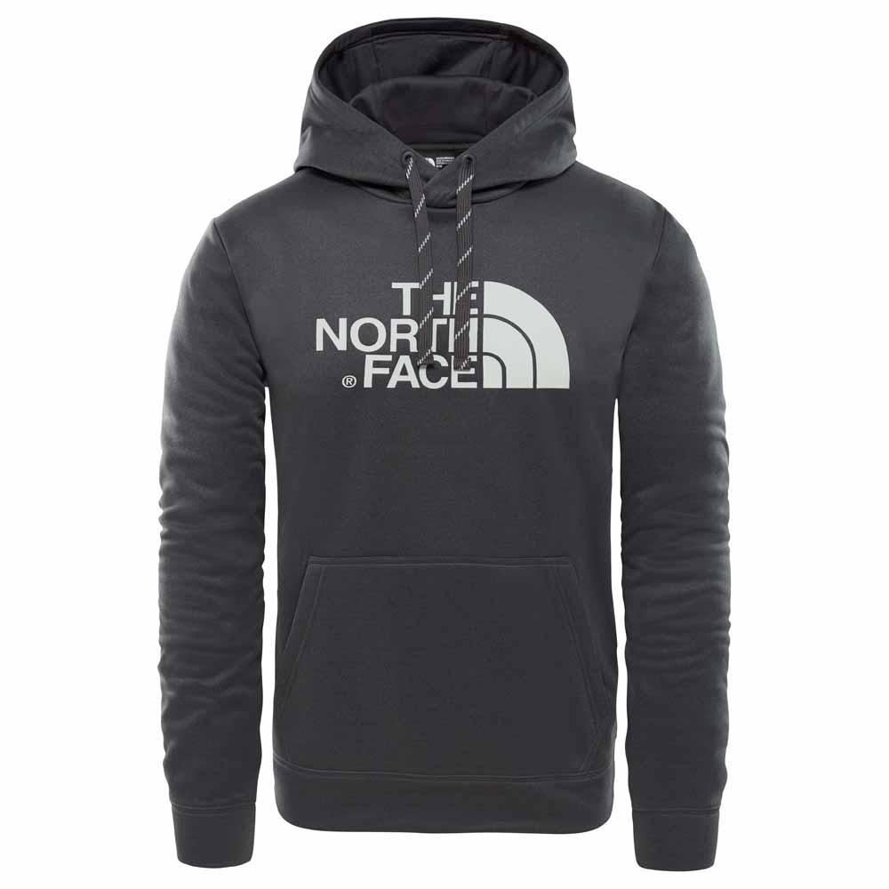 The North Face Sweat À Capuche Surgent Halfdome Po XS TNF Dark Grey Heather / High Rise Grey