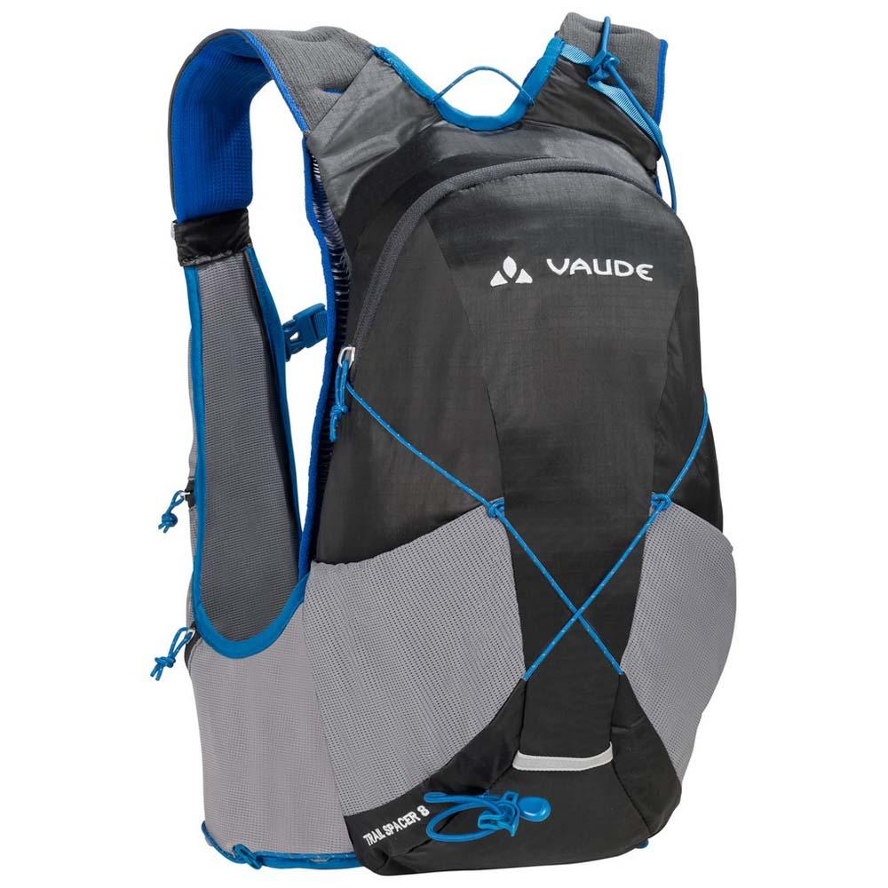 Vaude Sac À Dos Trail Spacer 8l One Size Iron