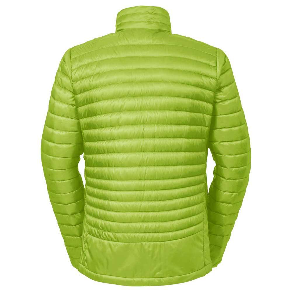hot sale online 1beb2 52d6e Details zu Vaude Kabru Light Ii Grün T62371/ Jacken Mann Grün , Jacken  VAUDE , skifahren