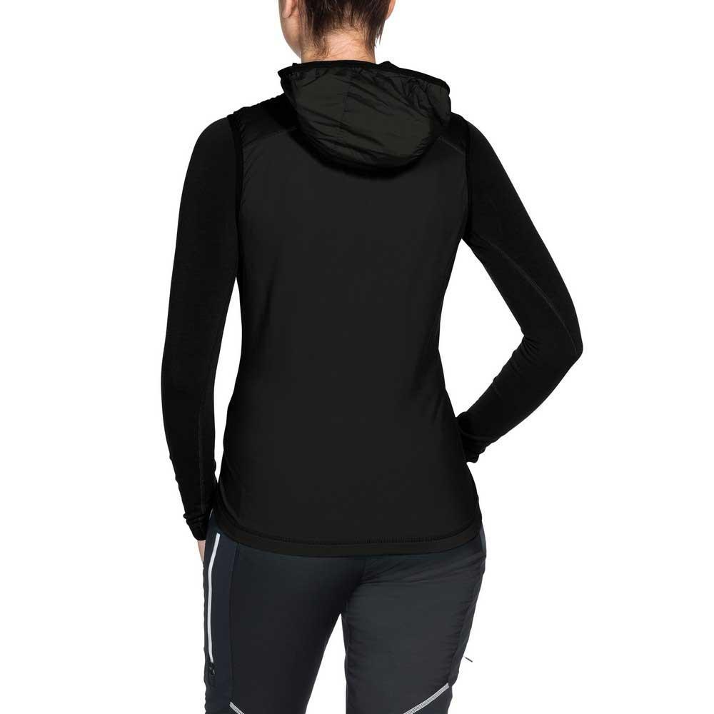 Vaude Bormio Hybrid Vest Vest Vest nero , Gilets VAUDE , montagna , Abbigliamento donna 7de6ba