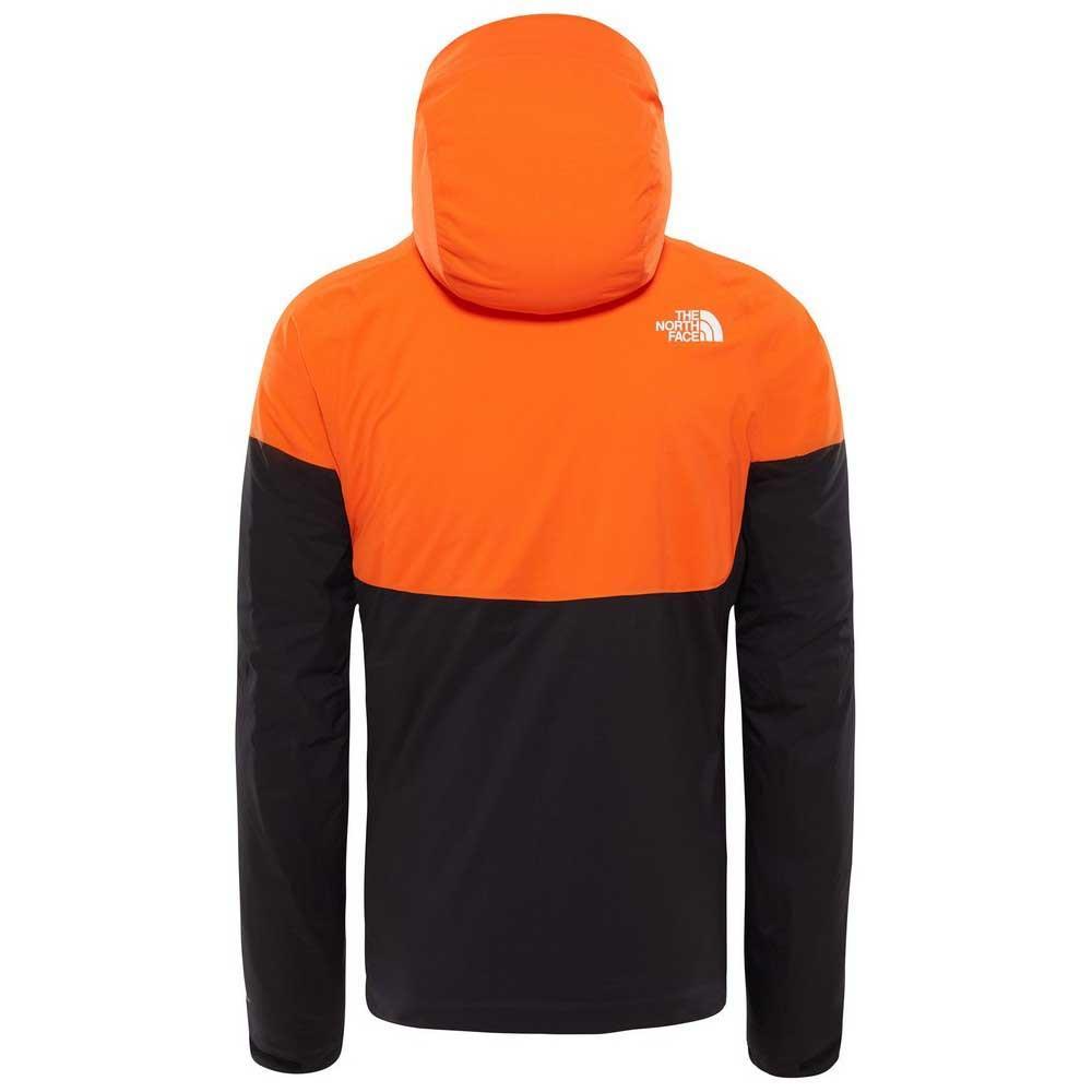 North Persian Vestes The Jacket Orange Tnf Face Impendor Black Insulated AwHqHBFx