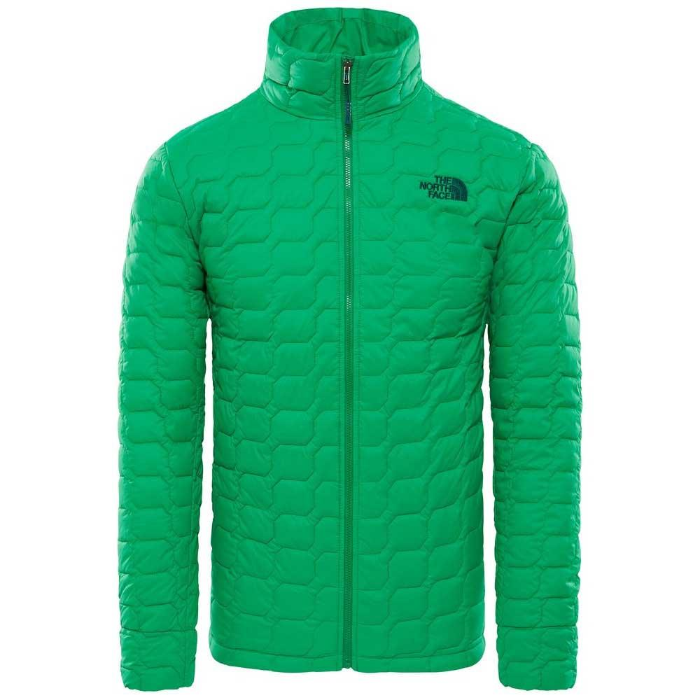The North Face Thermoball Jacket Primary Green Matte  9ee24b602049