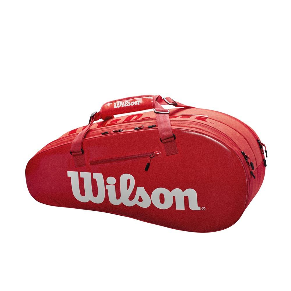 Wilson Super Tour S One Size Infrared