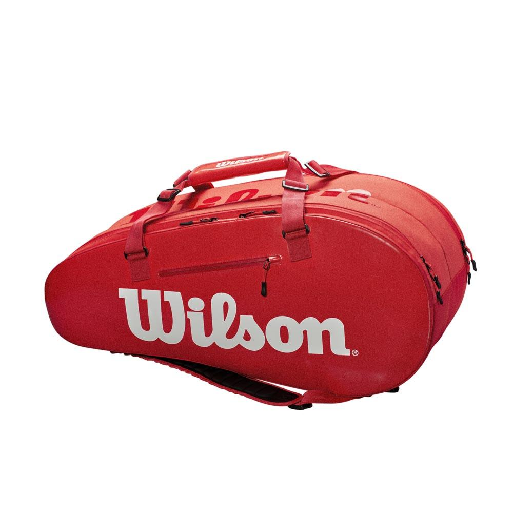 Wilson Super Tour Comp L One Size Infrared