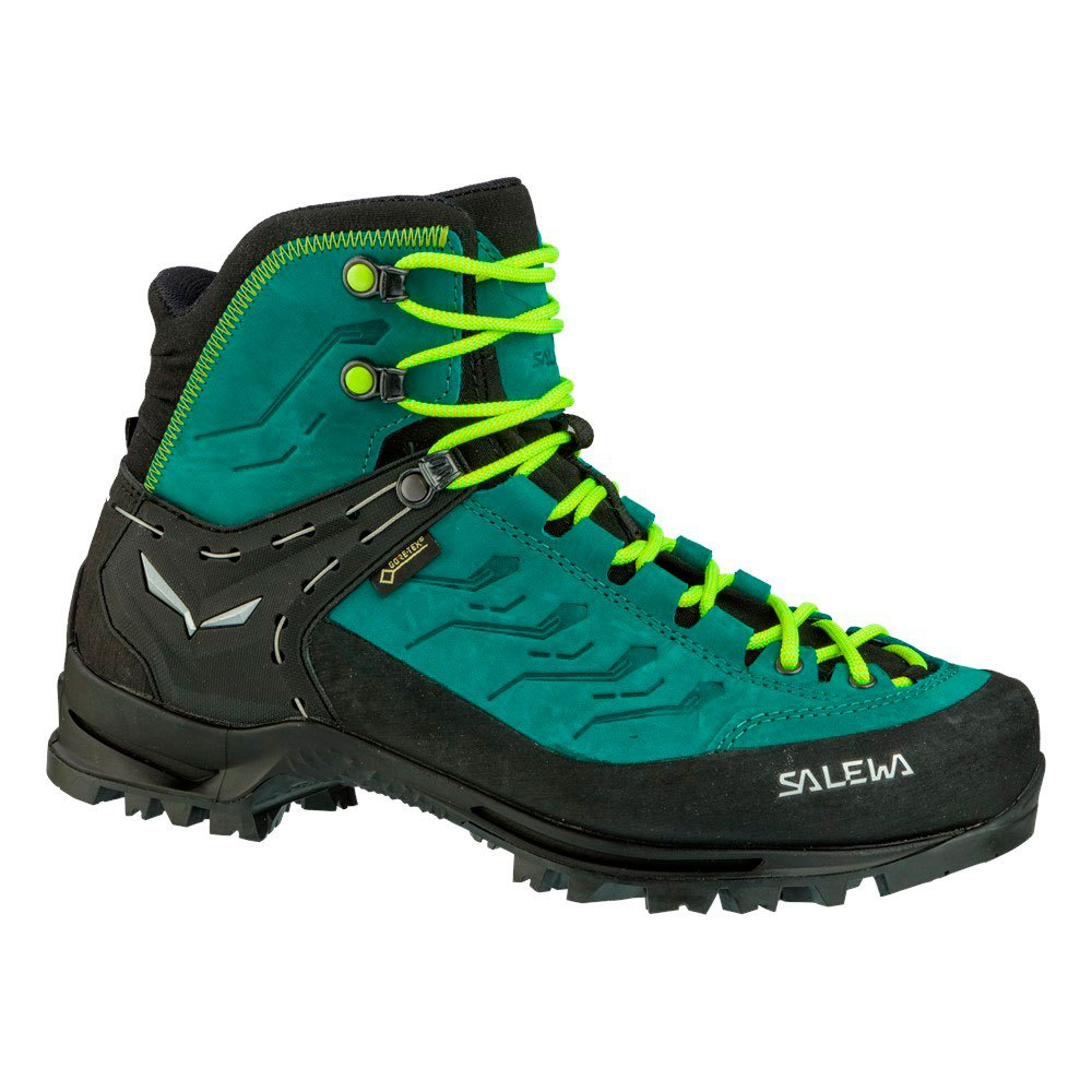 Salewa Rapace Goretex Hiking Boots EU 37 Shaded Spruce / Sulphur Spring