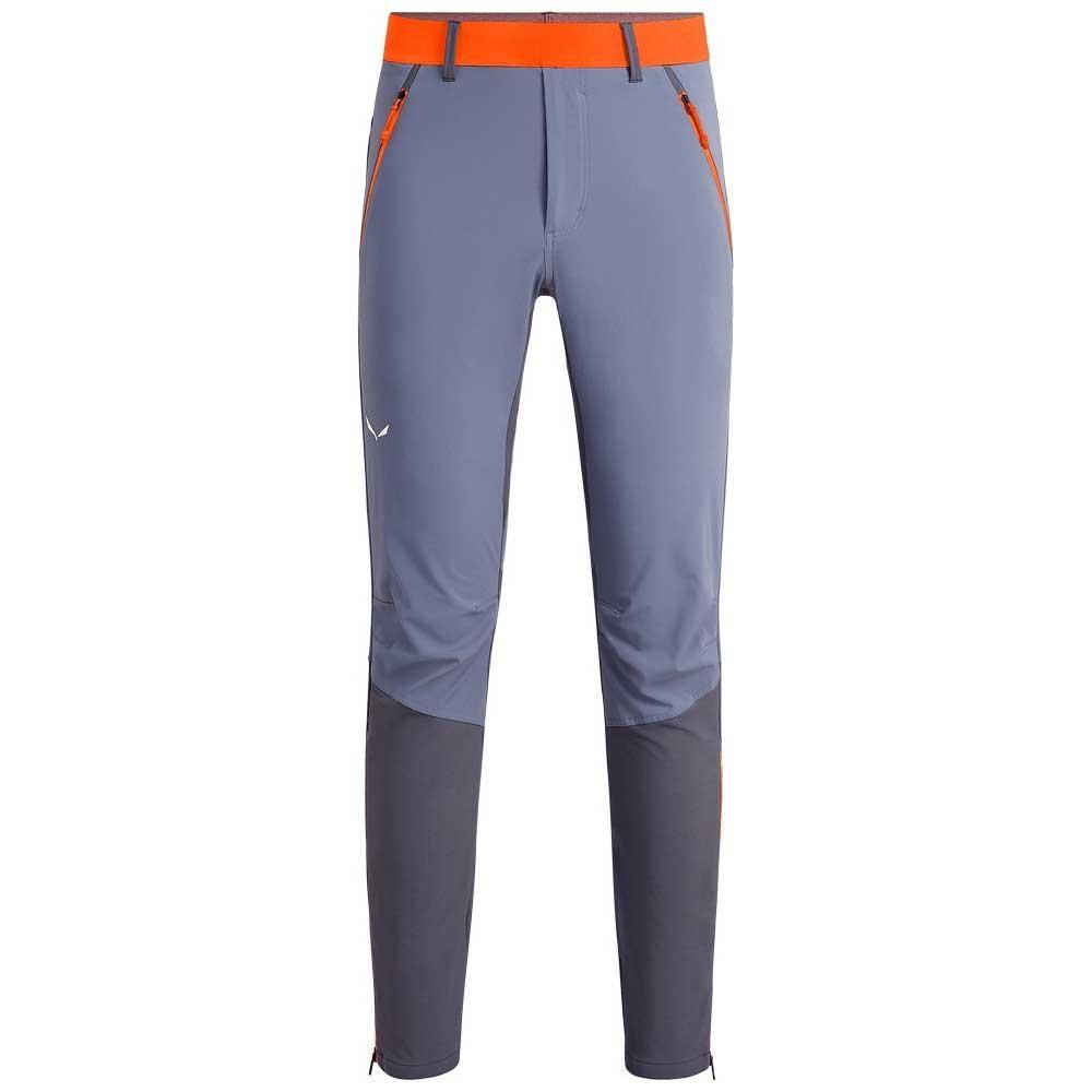 Salewa Pedroc Stormwall/durastretch Pants S Grisaille / Melange