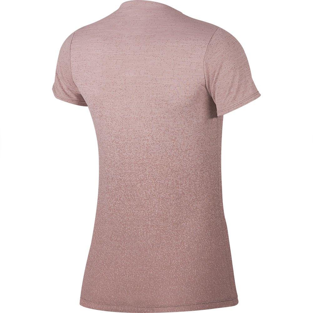 De MujerRunning Medalist Camisetas Rosa Detalles Nike T10961 kXuwOZTPi