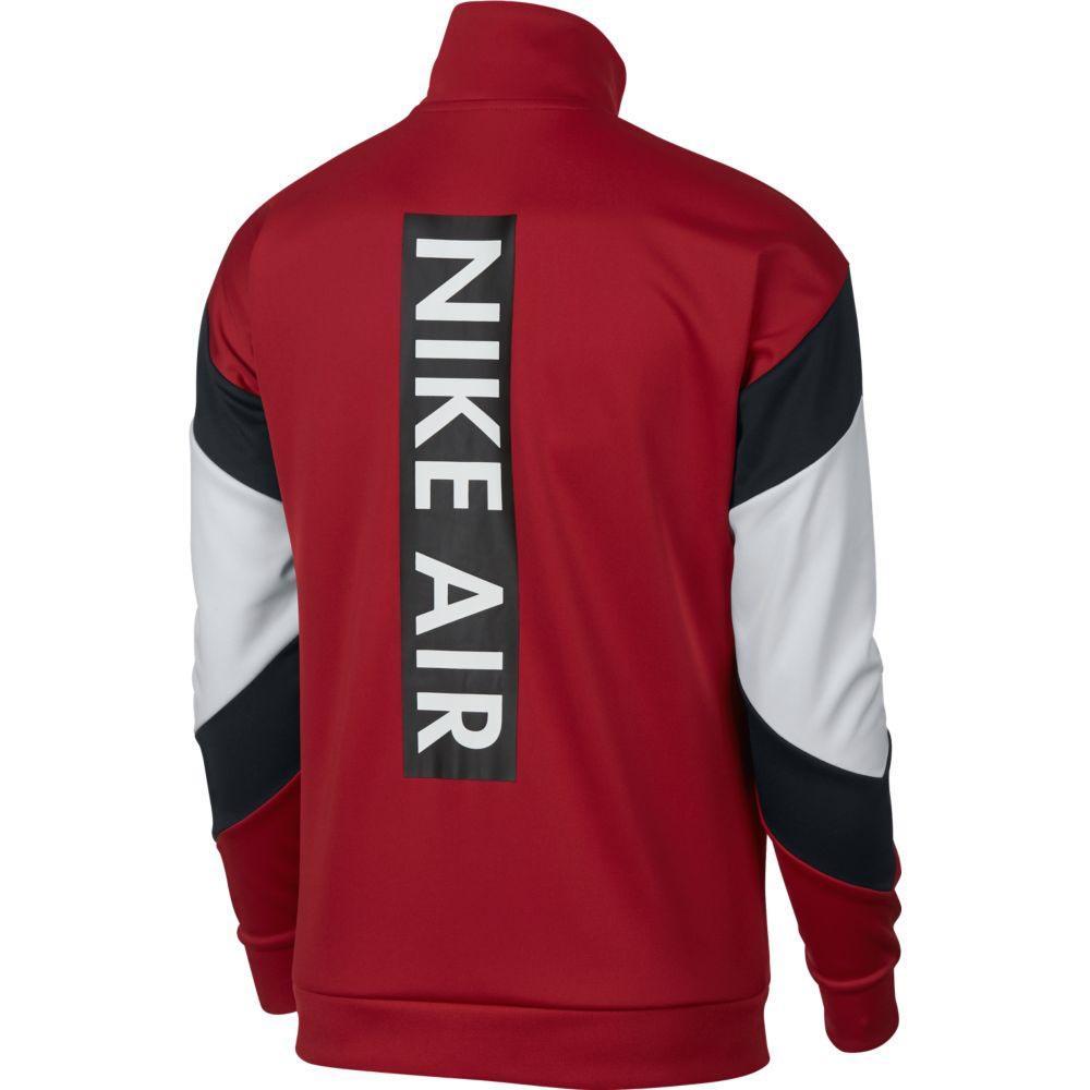 De Ropa Detalles ChaquetasModa Air Hombre Nike T39452 Rojo vfYbI76yg